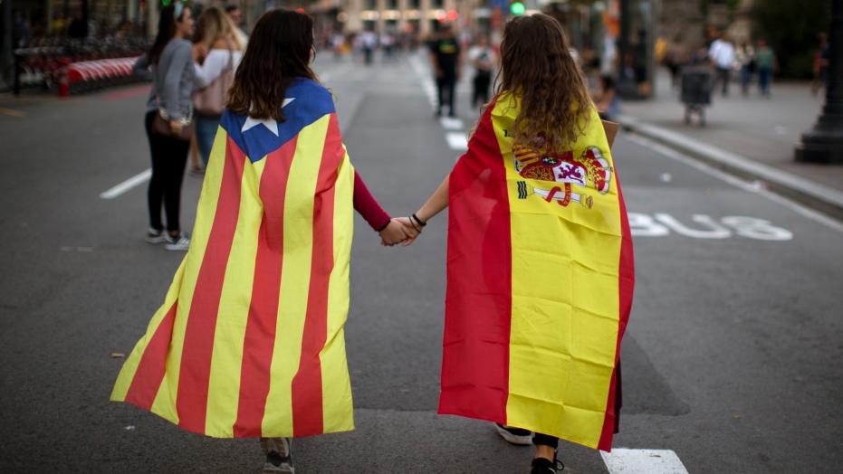 TODO ES NEGOCIABLE (Espanya versus Cataluña)